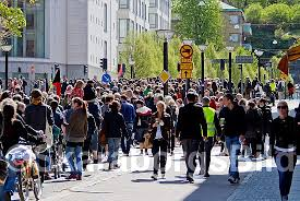 demonstrationståg
