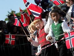 norskaflaggor